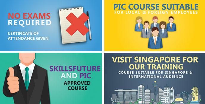 Skillfutrues/PIC Courses Singapore