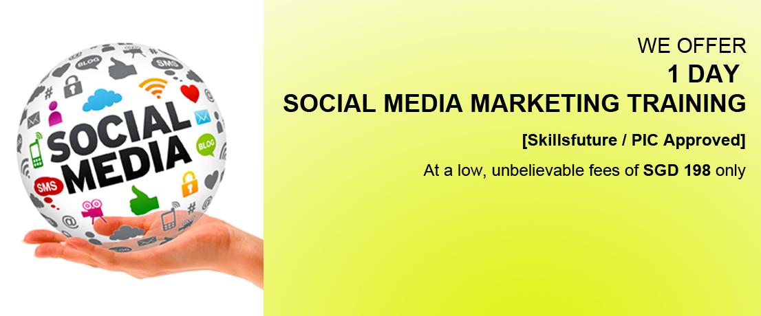 social media marketing training course singapore