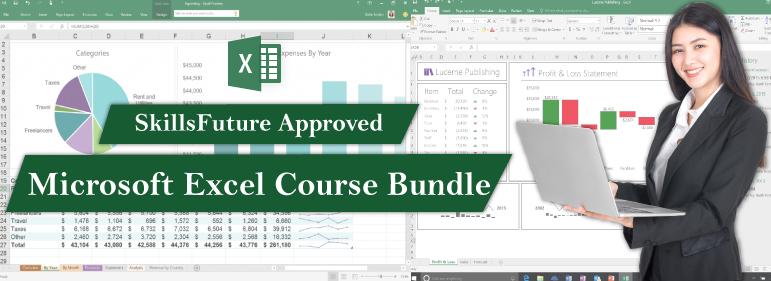 Microsoft Excel 2016 Courses Singapore