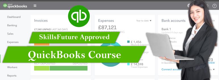 QuickBooks Essential Training Course